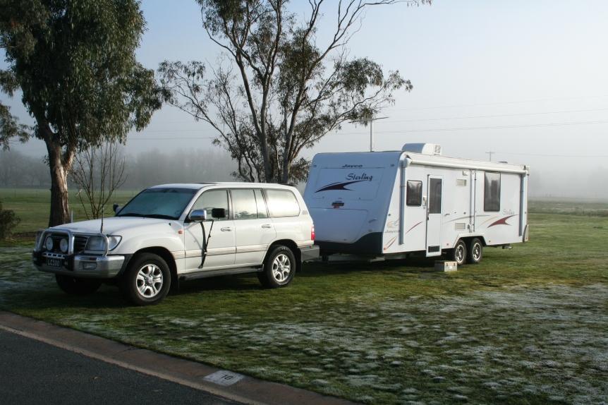 Holbrook, New South Wales.