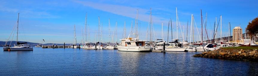 Derwent River, Hobart.