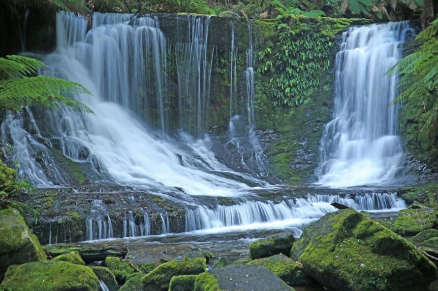 Russell Falls.