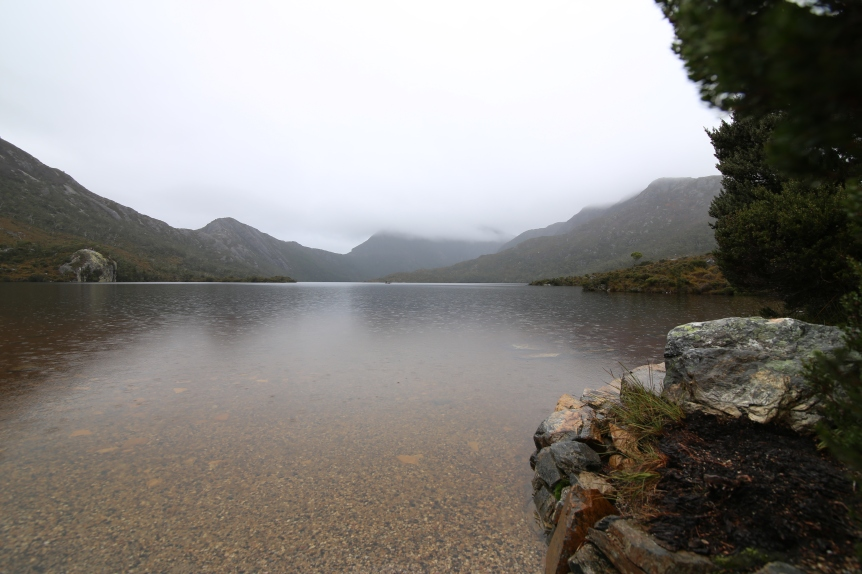 Dove Lake, Cradle Mountain.