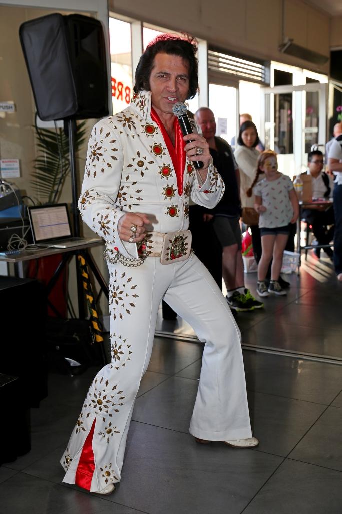 The King, Elvis Presley