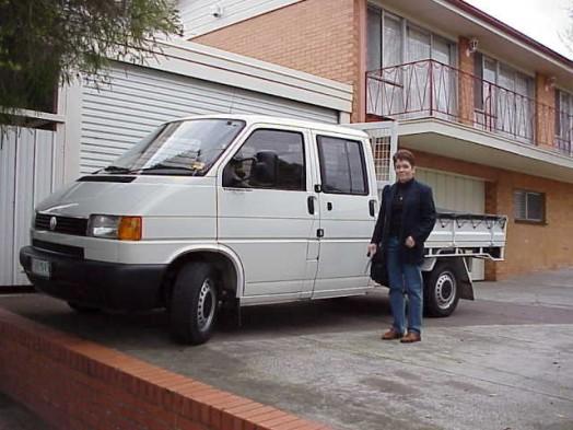11 1999 Volkswagen Transporter