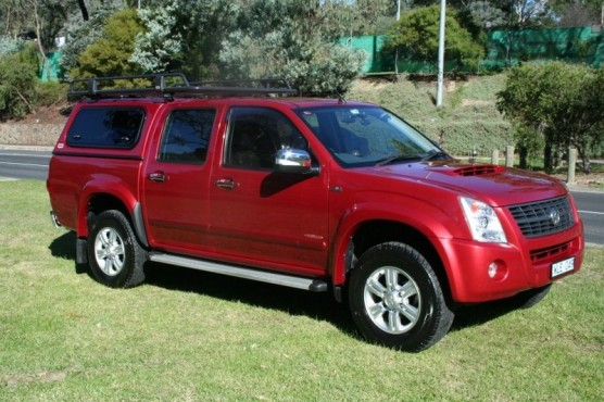 16 2008 Holden Rodeo