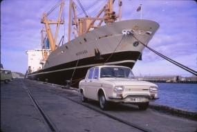 3 1969 Renault 10