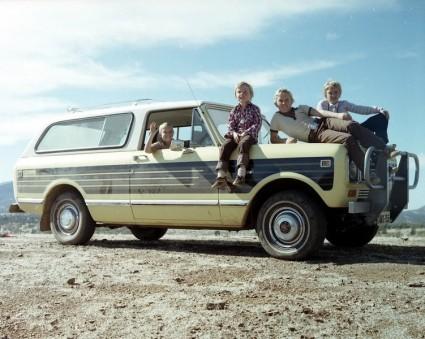 7 1979 International Scout
