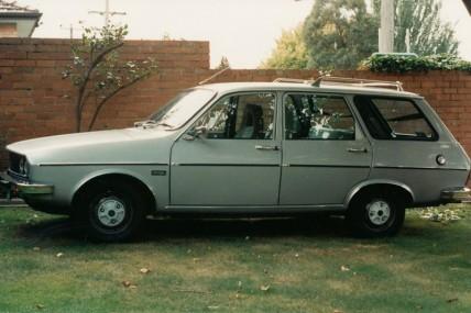 Renault Virage Wagon