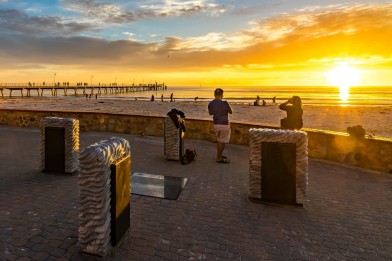 Glenelg Sunset 18th April 2018-2