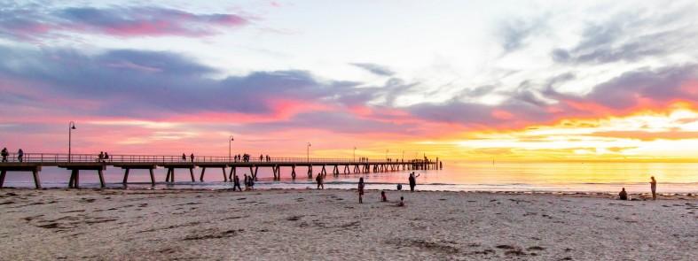 Glenelg Sunset 18th April 2018-5